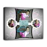 Princess canvas 11x14 - Canvas 14  x 11  (Stretched)