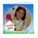 seoul 9 - 6x6 Photo Book (20 pages)