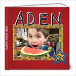 Aden Book 2013 - 8x8 Photo Book (20 pages)