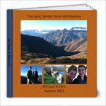 Peru Book #2 - 8x8 Photo Book (20 pages)