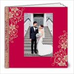 Sharon & Ivan 3 - 8x8 Photo Book (20 pages)
