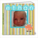 Ethan 2013 - 8x8 Photo Book (20 pages)