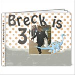 breck3-4 - 9x7 Photo Book (20 pages)