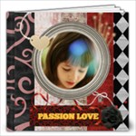 PASSION LOVE - 12x12 Photo Book (20 pages)