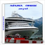 ALASKA CRUISE - 12x12 Photo Book (20 pages)