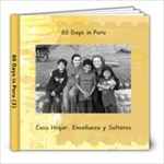 Peru Book  - 8x8 Photo Book (20 pages)