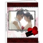 Celina Pre-Wedding 2 - 9x12 Deluxe Photo Book (20 pages)