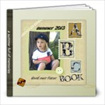 esty2132 - 8x8 Photo Book (20 pages)