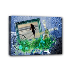 Midnight Wish - Mini Canvas 7x5 (Stretched)  - Mini Canvas 7  x 5  (Stretched)