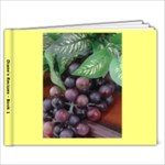 MY RECIPES - 9x7 Photo Book (20 pages)