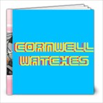 Cornwell Watch Catalog - 8x8 Photo Book (20 pages)