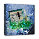 Midnight Wish - Mini Canvas 8x8(Stretched)  - Mini Canvas 8  x 8  (Stretched)