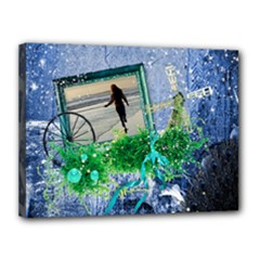 Midnight Wish - Canvas 16x12 (Stretched)  - Canvas 16  x 12  (Stretched)