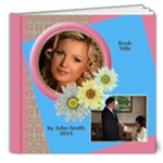 My Picture Deluxe Book 8x8 (20 Pages) - 8x8 Deluxe Photo Book (20 pages)