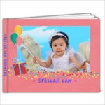 Stellar family pix - 7x5 Photo Book (20 pages)