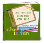 Mrs B class - 8x8 Photo Book (20 pages)