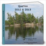 Quetico 2012/ 2013 - 12x12 Photo Book (20 pages)
