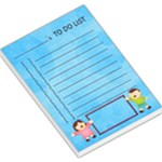 Up To Do List Pad - Large Memo Pads