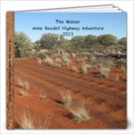 Anne Beadell 2013 - 12x12 Photo Book (20 pages)