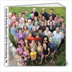 Reunion-2013-family-USE - 8x8 Photo Book (20 pages)