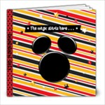 Disneyland 2013 - 8x8 Photo Book (100 pages)