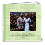 Andy and Doris Anderson s Book 2 ! - 8x8 Photo Book (20 pages)
