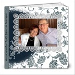 Mom Barnett - 8x8 Photo Book (20 pages)