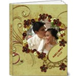 Wedding Photobooth 12.12.12 - 9x12 Deluxe Photo Book (20 pages)