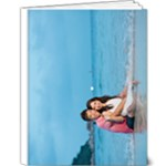 Photo Book - Causal - 9x12 Deluxe Photo Book (20 pages)