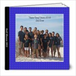 Gulf Shores 2013 - 8x8 Photo Book (20 pages)