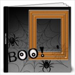 Scary Halloween 12x12 Book - 12x12 Photo Book (20 pages)