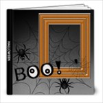Scary Halloween 8x8 Book - 8x8 Photo Book (20 pages)
