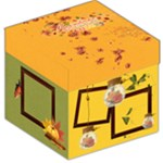Autumn fun storage stool - Storage Stool 12