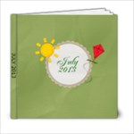 July 13 - 6x6 Photo Book (20 pages)