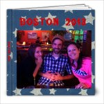 Boston 2013 - 8x8 Photo Book (20 pages)