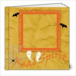Real Spirit Halooween book 8x8 - 8x8 Photo Book (20 pages)