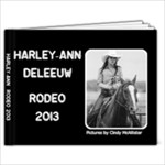 Harley rodeo 2013 - 7x5 Photo Book (20 pages)