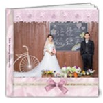 36th Wedding Anniversity - 8x8 Deluxe Photo Book (20 pages)
