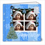 Merry Chirstmas - 8x8 Photo Book (20 pages)