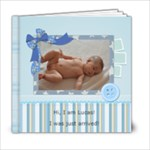 Lucas 1 - 6x6 Photo Book (20 pages)