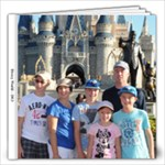Family Book - 12x12 Photo Book (20 pages)