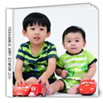 year3 - 8x8 Deluxe Photo Book (20 pages)