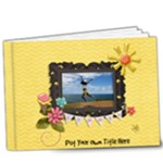 9x7 (DELUXE) - Days of Summer - 9x7 Deluxe Photo Book (20 pages)