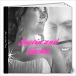 Justin and Jackie 12 x 12 - 12x12 Photo Book (20 pages)