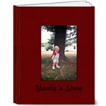 Zelik - 8x10 Deluxe Photo Book (20 pages)
