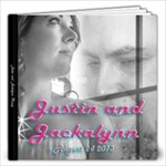 Justin and Jackie Ver2 12 x 12 - 12x12 Photo Book (20 pages)