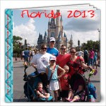 Florida 2013 NUMBER 1 - 12x12 Photo Book (20 pages)