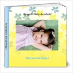 Annabelle - 8x8 Photo Book (20 pages)