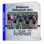 Demarest 2013 - 8x8 Photo Book (20 pages)