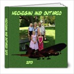 summer trip 2013 - 8x8 Photo Book (20 pages)